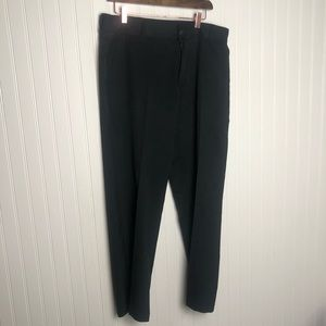 Adidas Mens Climate Golf Black Pants